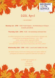 April D2DL Program