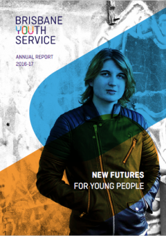 Brisbane Youth Service Annual Report 2016-2017
