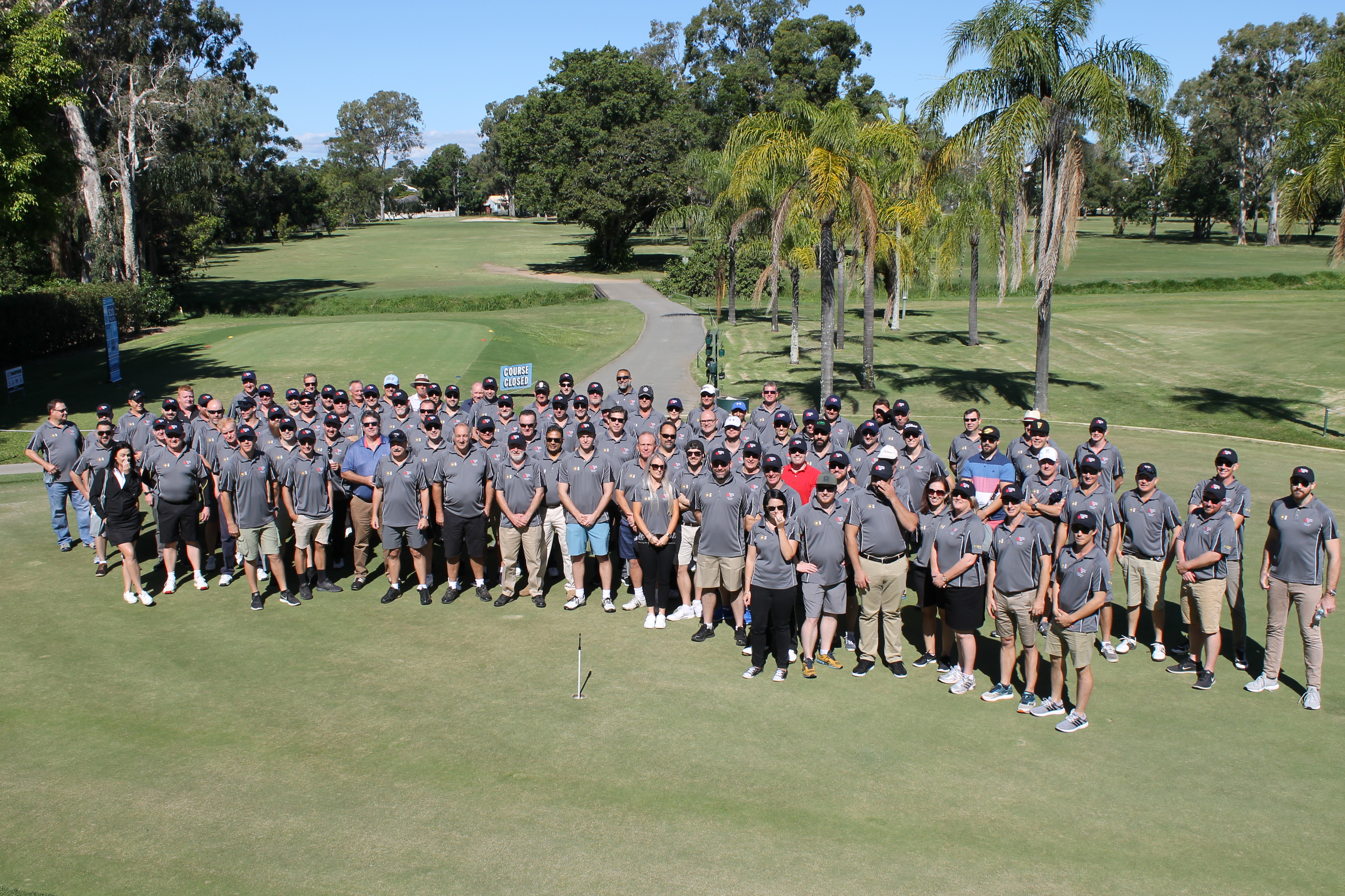 Sunstate Cement charity golf day for Brisbane Youth Service