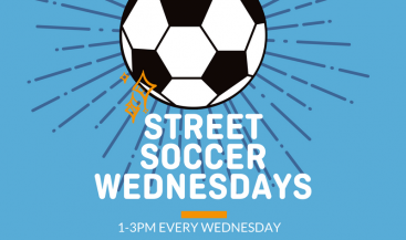 Brisbane Youth Service Street Soccer