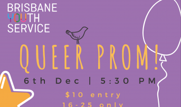 Queer Prom Poster